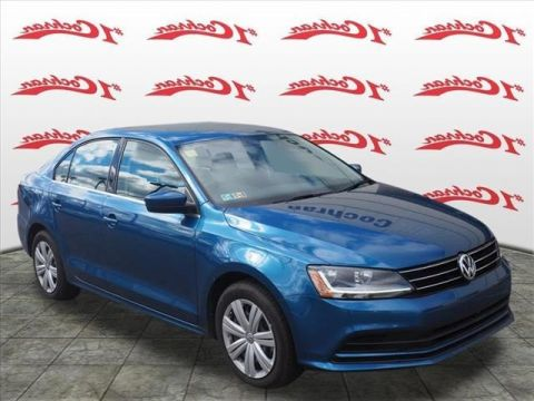 Certified Pre-Owned 2017 Volkswagen Jetta 1.4T S FWD 4D Sedan